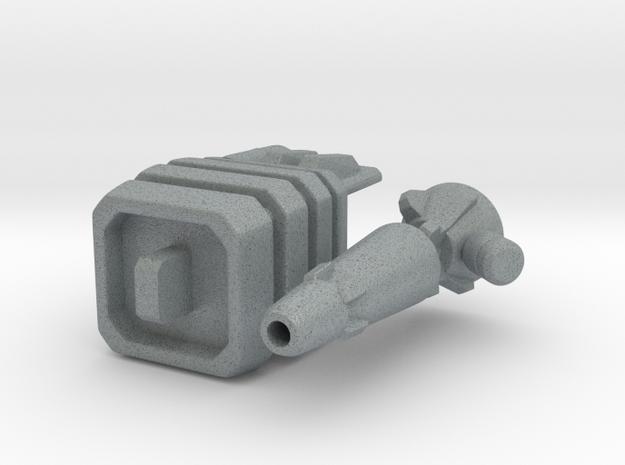 TF Gun SNSTRKR x1 3d printed