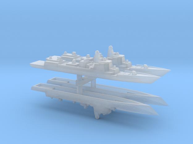 Type 052D 1/6000 x4