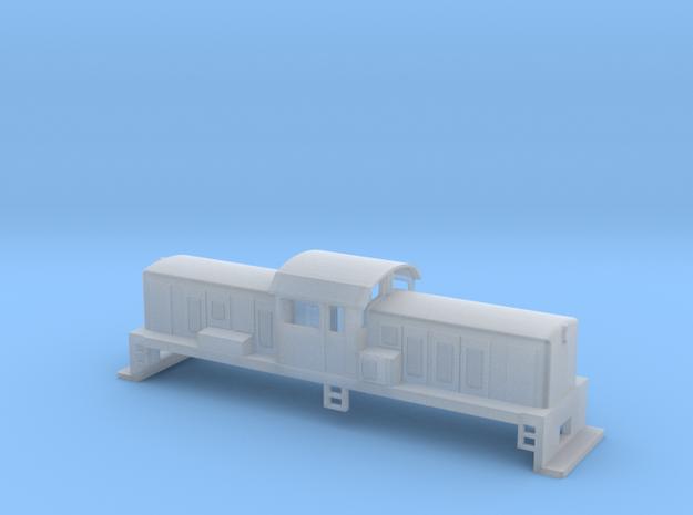 DSC Locomotive, New Zealand, (N Scale, 1:160)