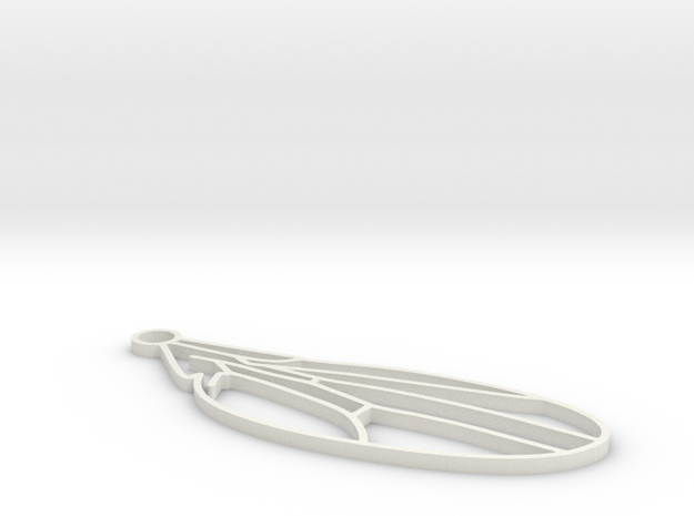 Drosophila melanogaster wing 3d printed