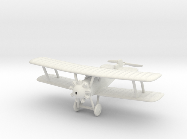 1/144 Sopwith Snapper 3d printed