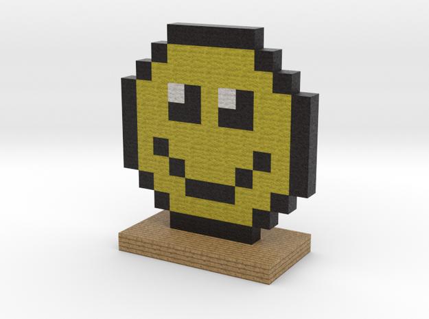 Smiley 3d printed