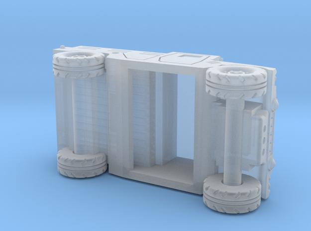 1/144 Humvee Cargo (Single Pack) 3d printed