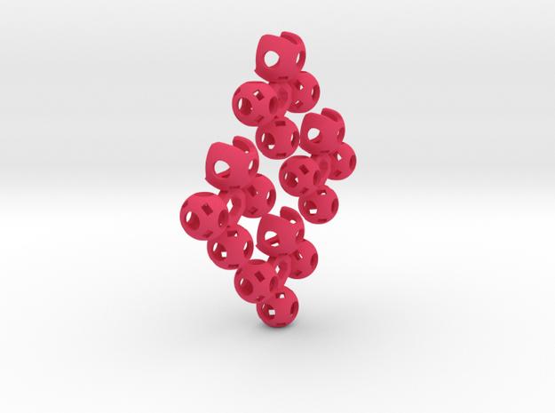 RigIt - 1Female3Male Set 3d printed