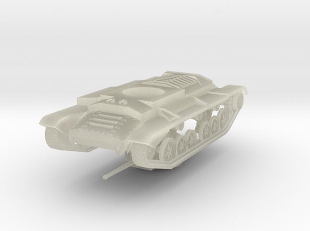 Vehicle- Valentine Tank MkIII (1/87th)
