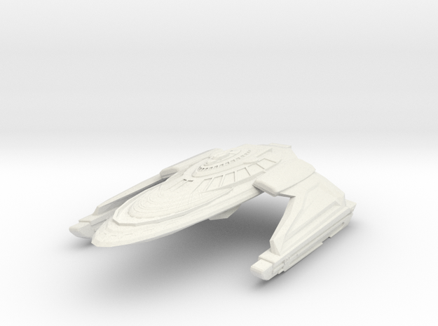 Lion Class Diplomacy transport Cruiser 3d printed