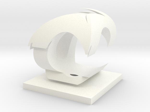 CQ 3d printed