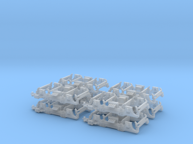 T110p CPR type1b aa offset x8 N 3d printed
