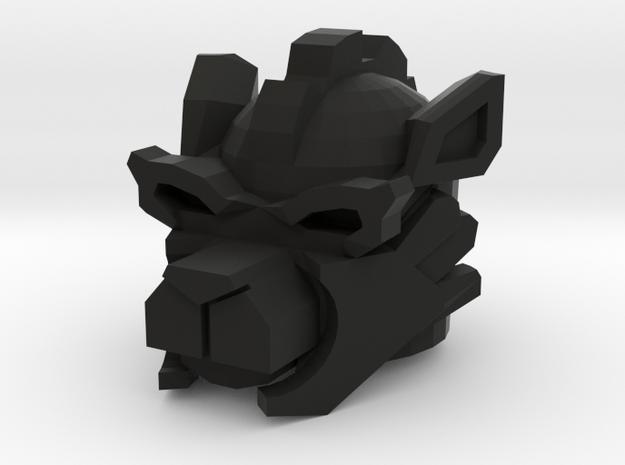 Eagle-wolf Head 3d printed