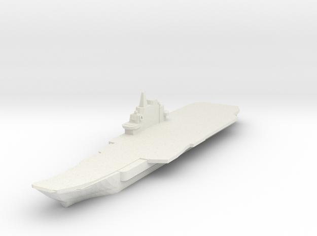 Liaoning / Varyag 1:1200 X1 in White Natural Versatile Plastic