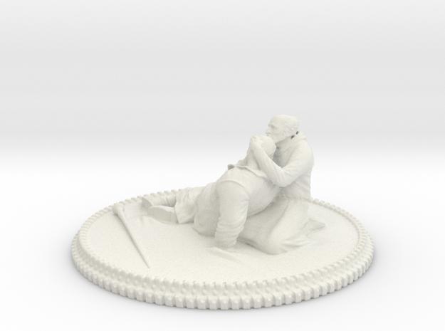 Ivan Repin in White Natural Versatile Plastic