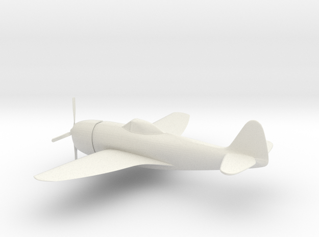 P-47 Thunderbolt Beta 3d printed