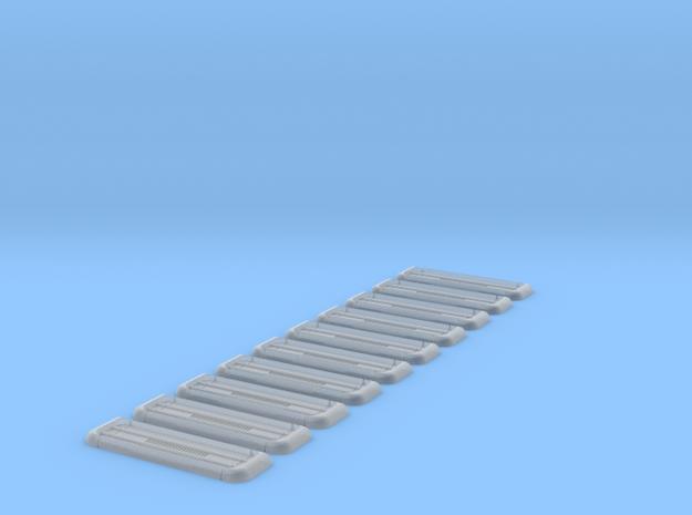 Kühlergrill IFA 1013 Typ 3 in Smooth Fine Detail Plastic