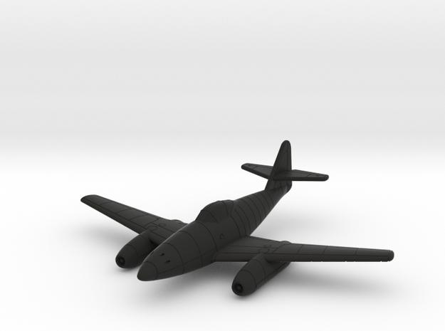 1/144 Messerschmitt Me-262A 3d printed
