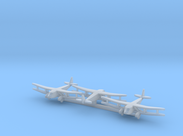1/600 DH89 Dragon Rapide 3d printed