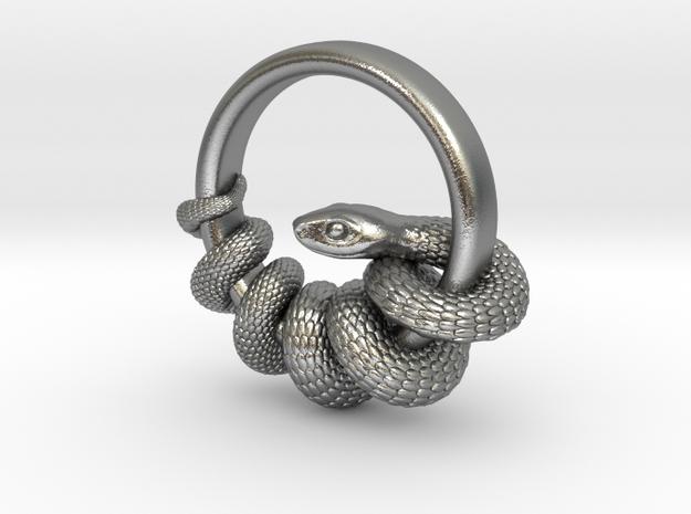 Reverse Snake Ring