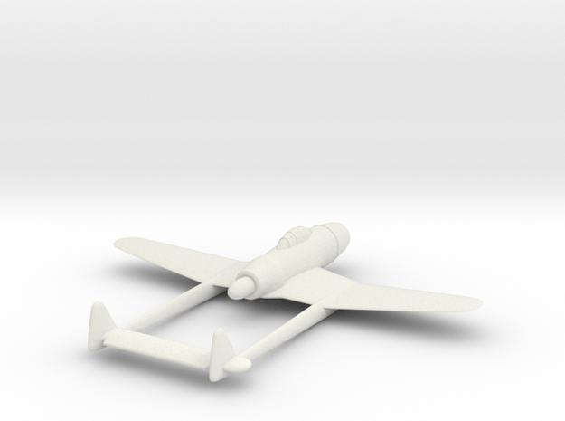 1/200 Tachikawa Ki-94-1 in White Natural Versatile Plastic