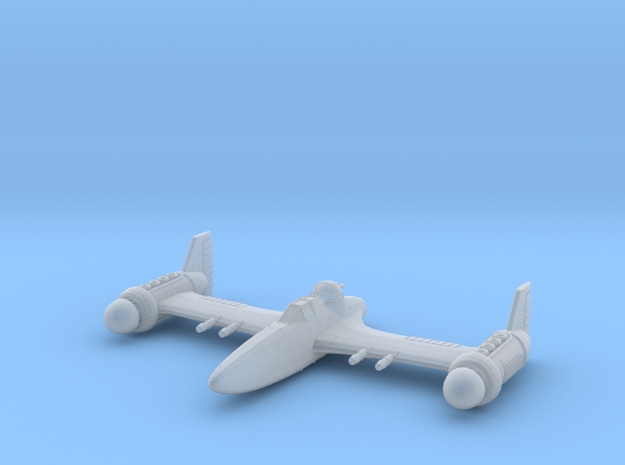 1938 Northrop Skydevil 3d printed