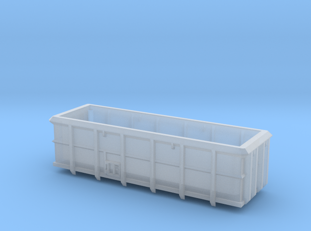 ASW Scrap Wagon PO-016p-v for N Gauge 1:148 in Smooth Fine Detail Plastic