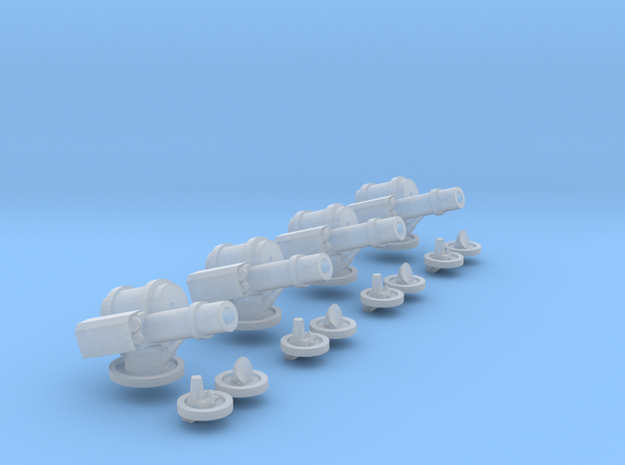 6mm AA Turret Set