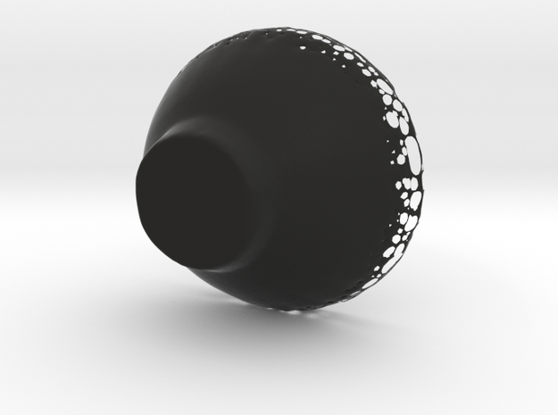 Organic Splash lava bowl 3d printed