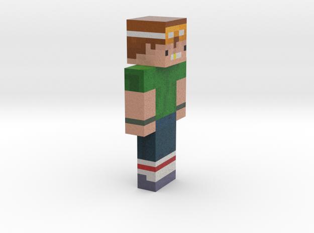 6cm | GoggleDude 3d printed