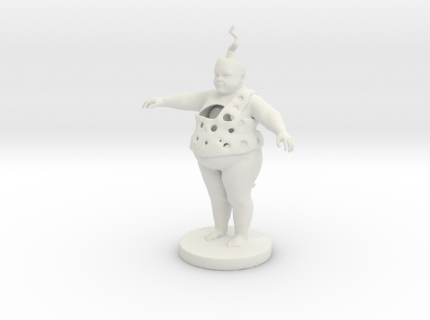 Fat Child 3d printed
