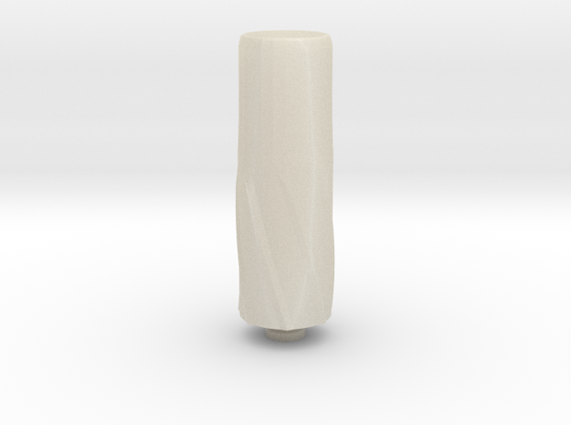 Big Bore Drip Tip 3d printed