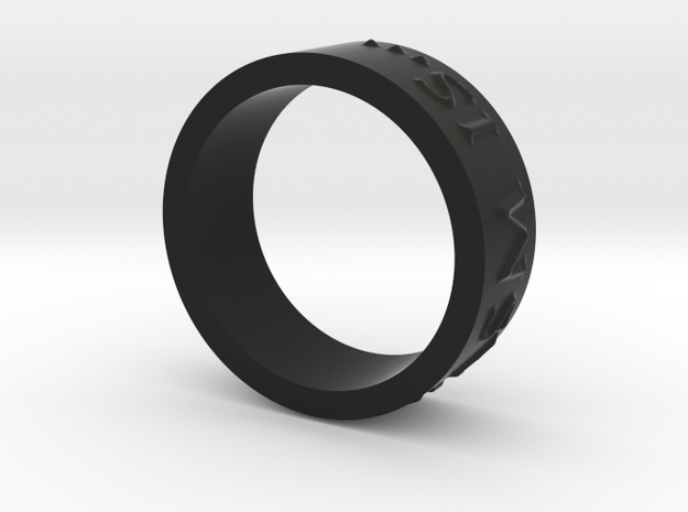 ring -- Sat, 18 May 2013 07:35:46 +0200 3d printed