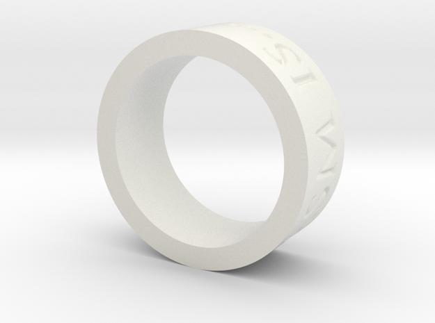 ring -- Sat, 18 May 2013 07:32:02 +0200 3d printed