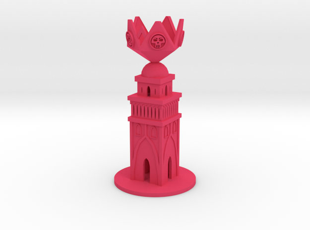 Urza's Tower D20 Holder 3d printed