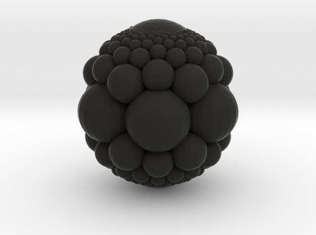 Bowl of Integers Generalization 3d printed