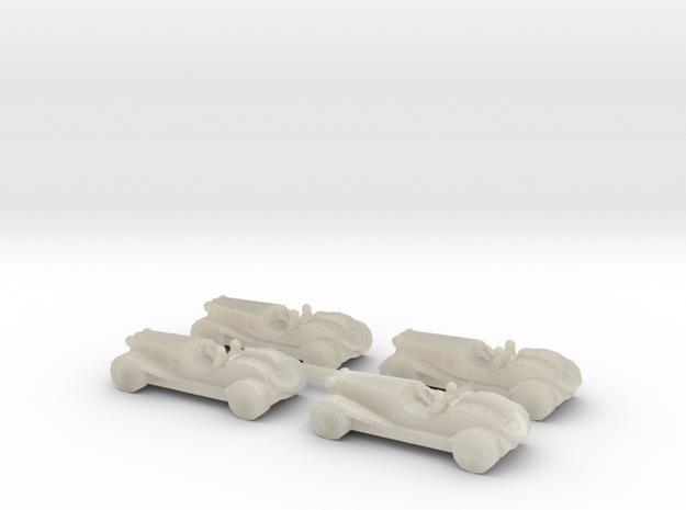 Alfa 2300 Set in White Acrylic