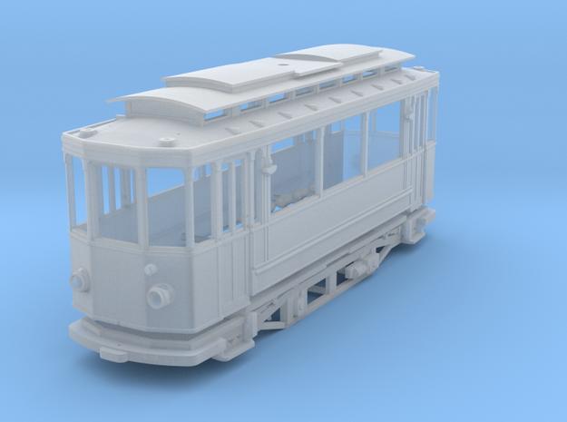 (H0m) - Triebwagen der AG E&M Weimar in Smooth Fine Detail Plastic