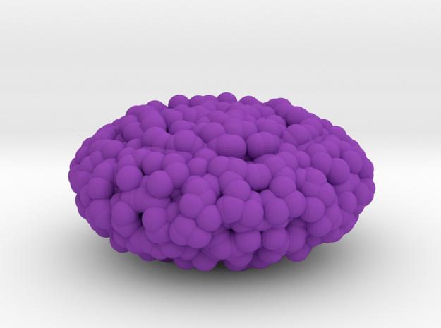 Complex Ellipsoid   3d printed