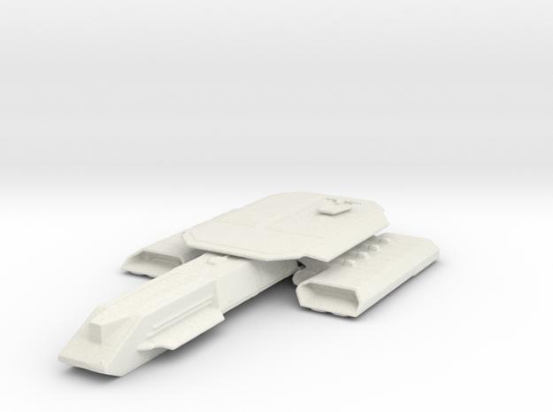 Deadalus304 in White Natural Versatile Plastic