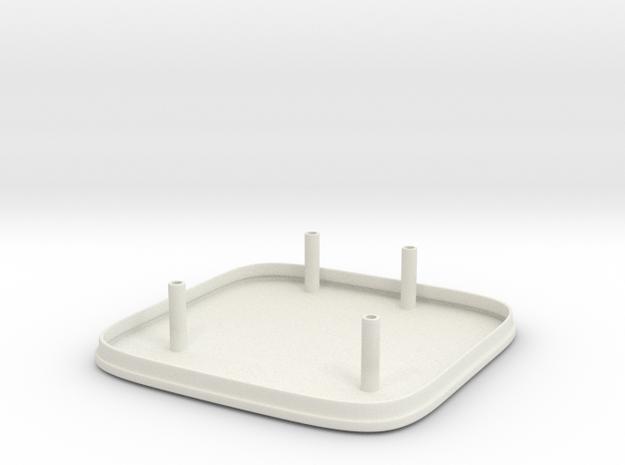 Case-Base-02 in White Strong & Flexible