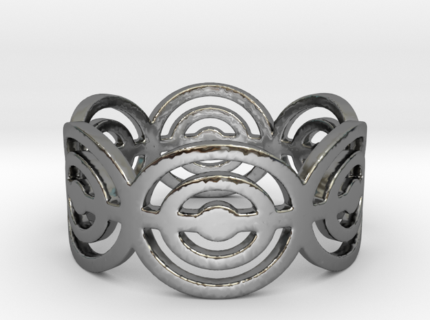Cirkle Ring Size 9 3d printed