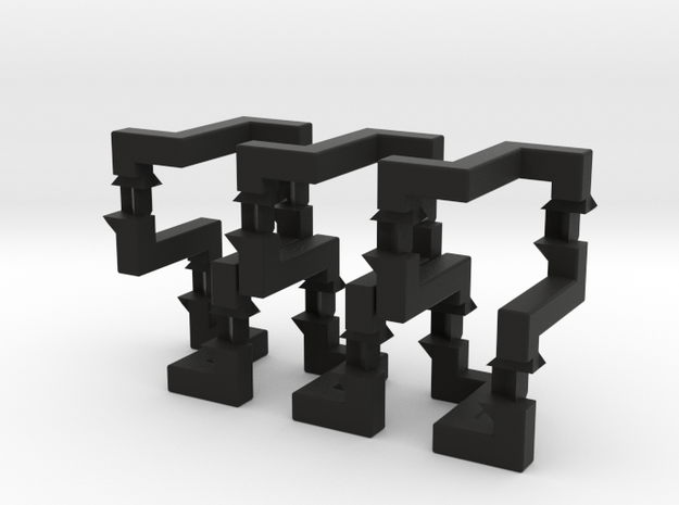 Knotsplosion 3d printed