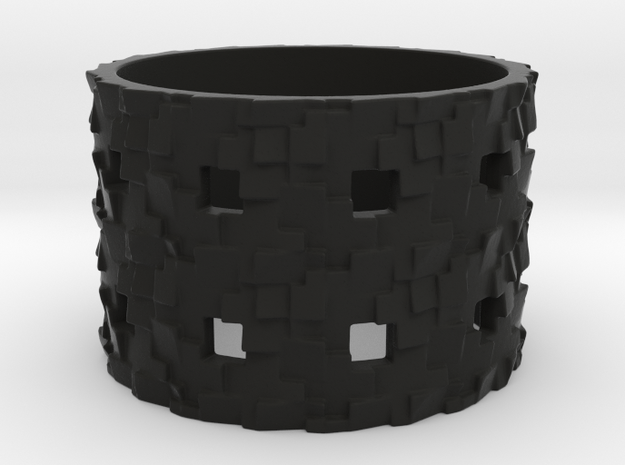 Puzzle Box Ring Size 9 3d printed