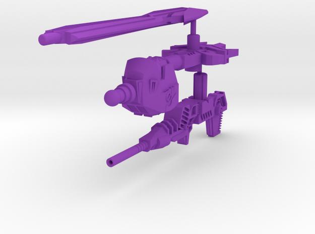 WingerBlitzer Upgrade Kit 3d printed