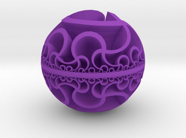Hyperbolic IV, large 3d printed