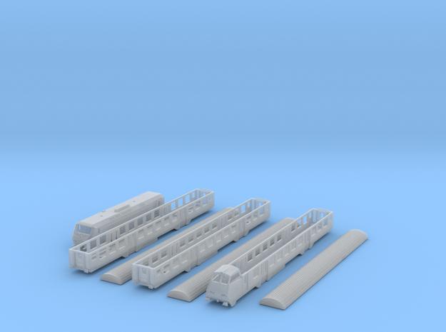 Fs Treno Regionale - N Scale in Smooth Fine Detail Plastic
