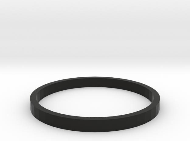 44mm-ocular-lockring in Black Strong & Flexible