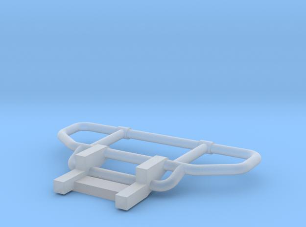 Rammschutz für Zetros in Smooth Fine Detail Plastic
