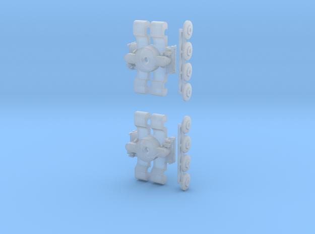 Drehgestell KT4D T5/6/7xx,  und KT8D5 1:160 in Smooth Fine Detail Plastic