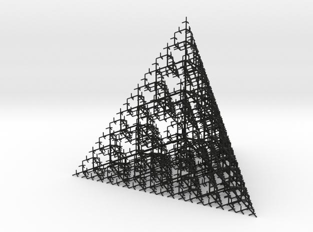 Golden Tetrahedron Tree 3d printed