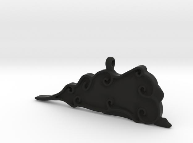 Cloud Pendent 3d printed