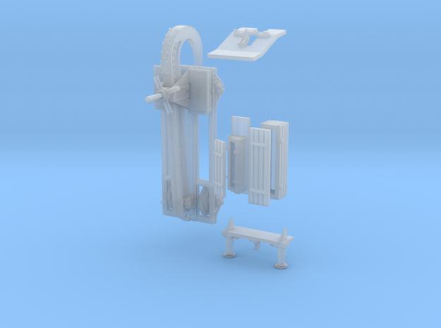 1-148 Schienenwolf RailRipper 3d printed