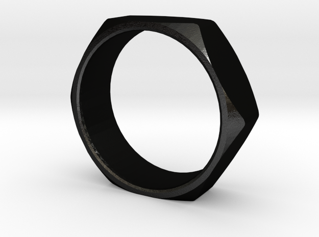 Nut Ring Size 12 3d printed